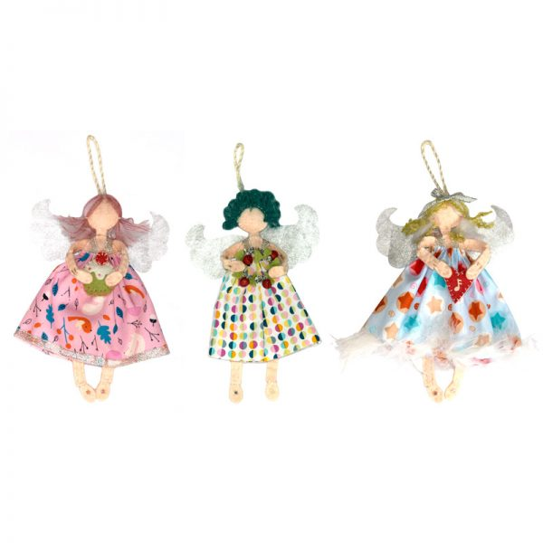I Believe in Angels (Trois Petits Anges)