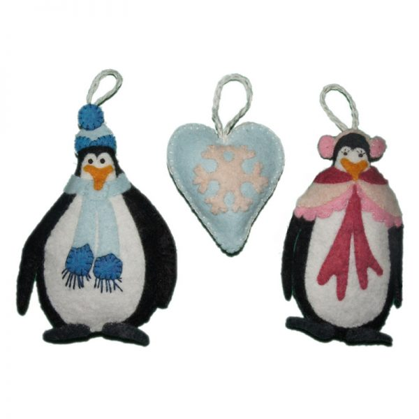 Monsieur et Madame Pingouin