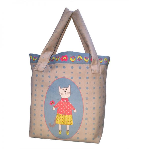 Totebag Madame Chat