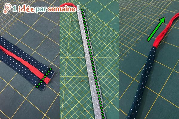 Montage des Trousses avec la méthode des coins parfaits 10