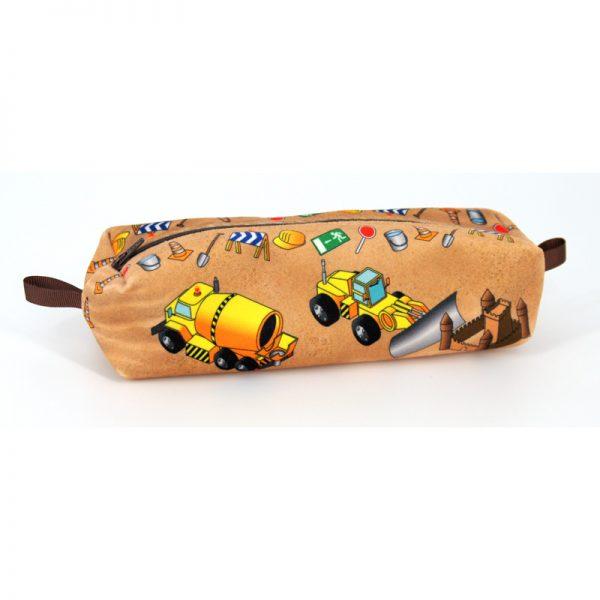 TE-1741 - Trousse à Crayons Bulldozers (arrière)